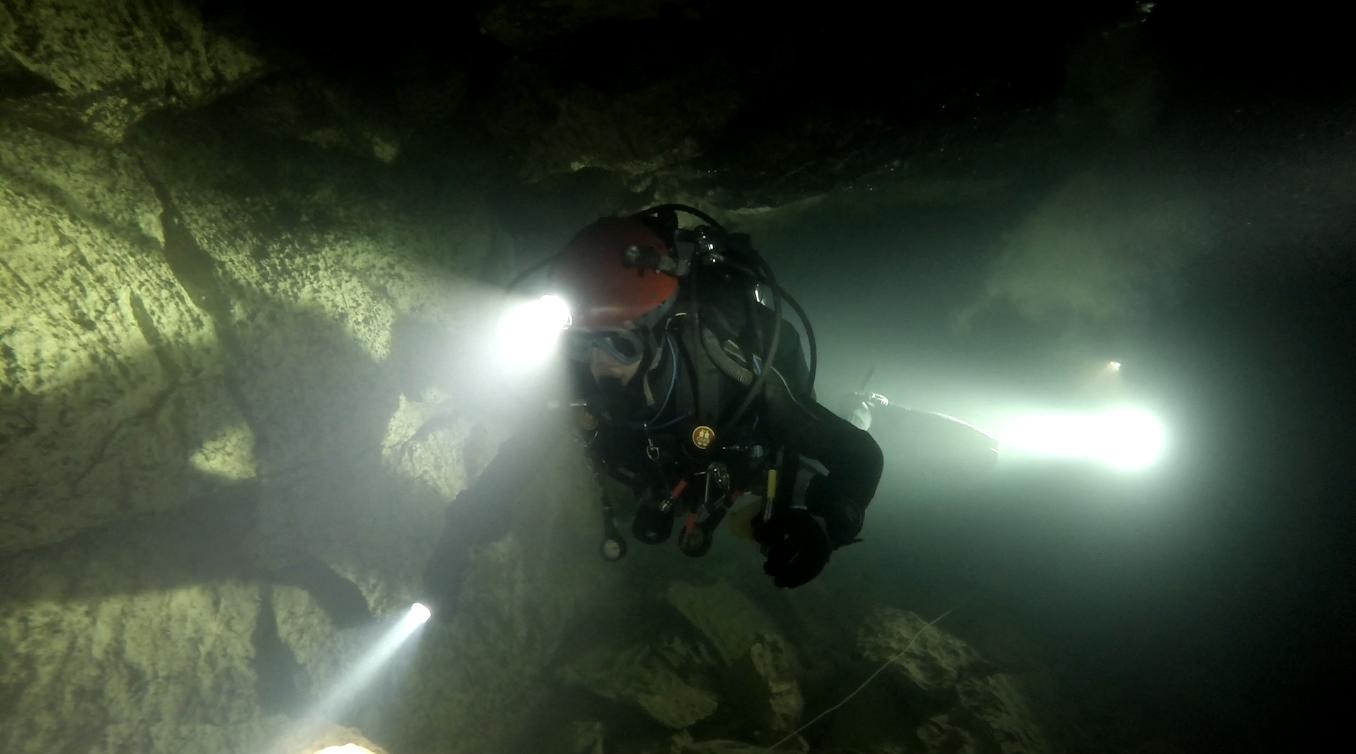 les premières plongées sout pour notre proto en 2016