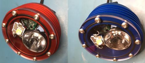 2 lampes ensembl