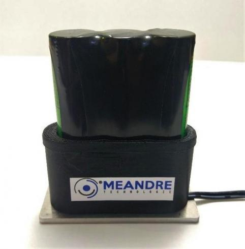 Batterie meandre technologie en charge